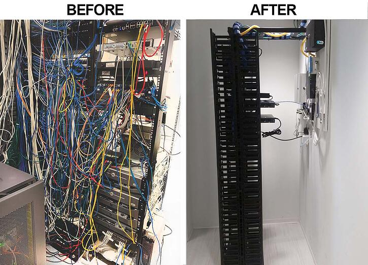 Your guide to cabling management installation and arrangement